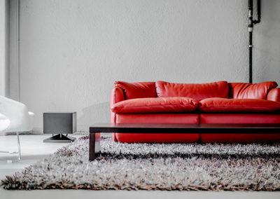 Cubino Beton, grau, für Innen